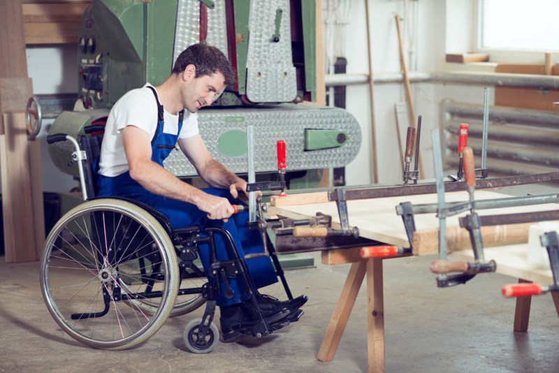 Retailers encouraged to employ more disabled workers