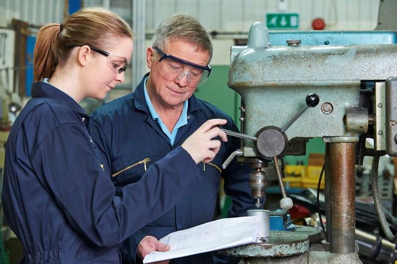 National Minimum Wage and training time